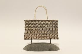 Silver and Copper Kete with Stand